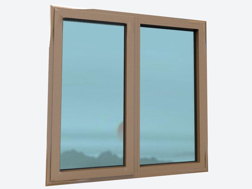 超节能铝合金门窗