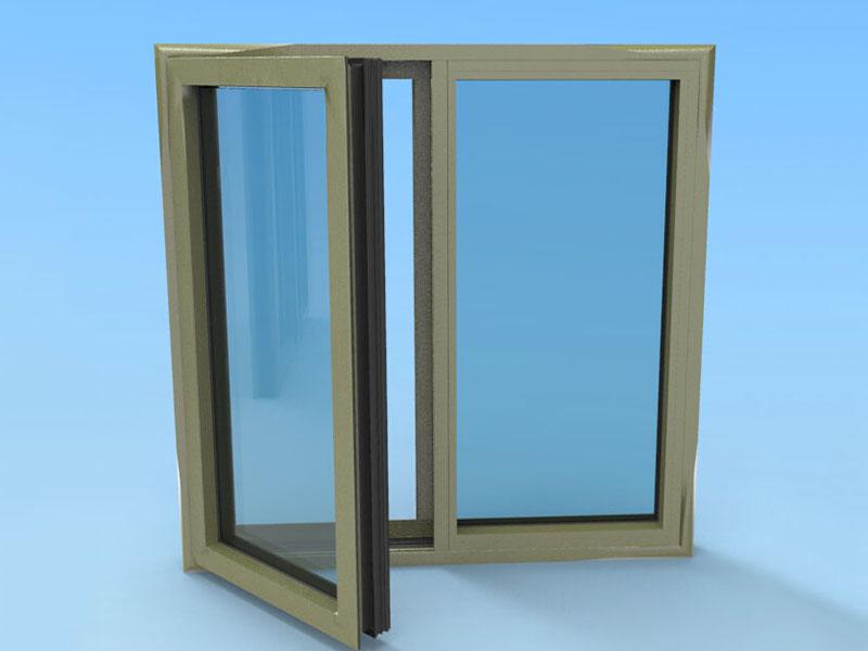 节能铝合金门窗