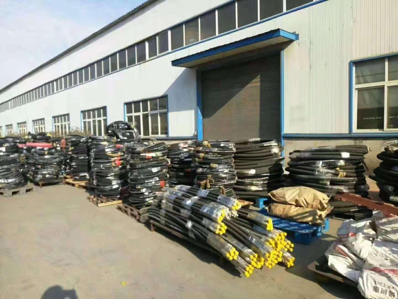 涵承橡塑|东北高压油管厂家|液压油管生产厂
