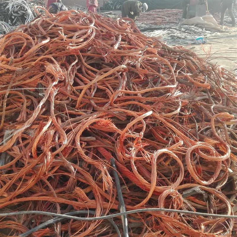 绍兴报废铝材回收 废金属回收价格