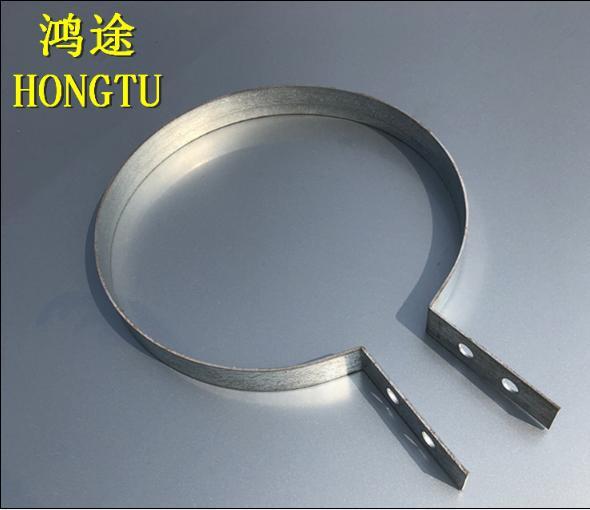 天津|厂家直销镀锌抱箍管箍电线杆管卡量大优惠|抱箍报价