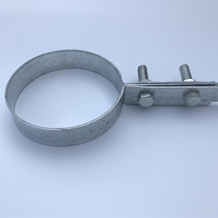 山东|U型抱箍鸿途多种型号管卡|U型抱箍