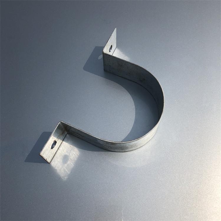 广东|U型抱箍卡箍厂家直销定做多种管道抱箍管卡|电线杆抱箍