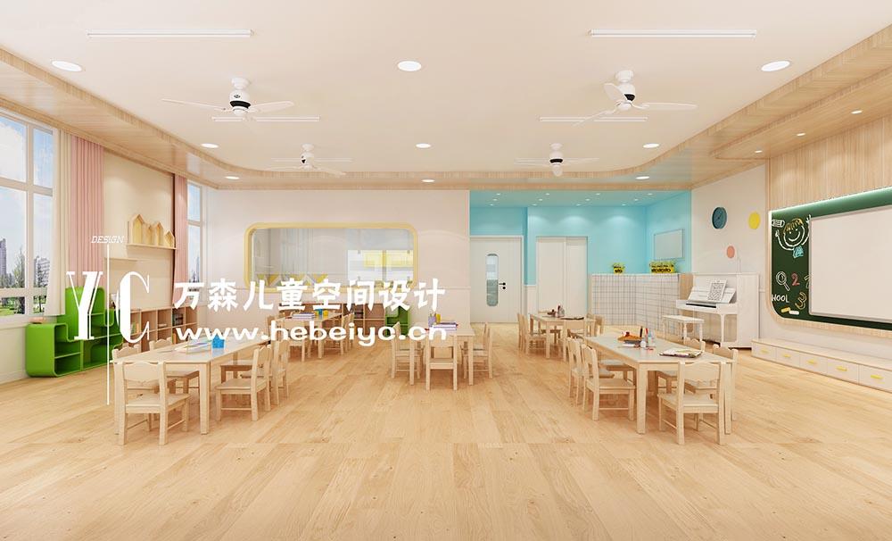 北京|幼儿园大厅设计|幼儿园改造设计|幼儿园整体设计公司大图