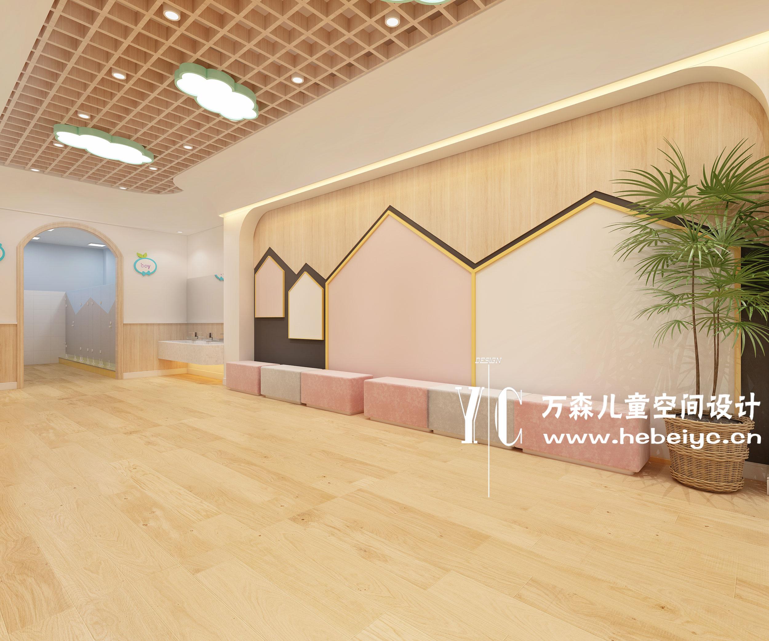 北京|幼儿园设计|幼儿园大厅设计|幼儿园整体设计哪家好大图