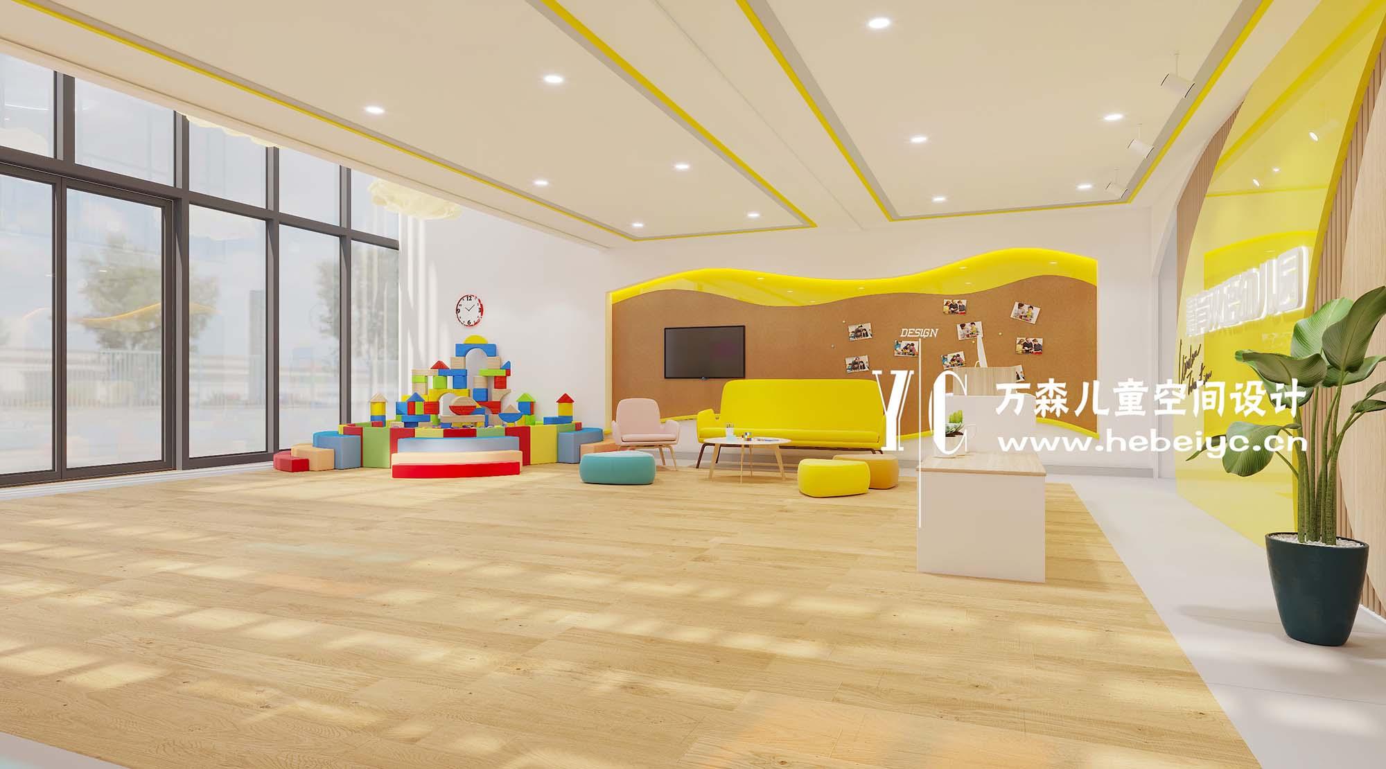 保定 幼儿园设计 幼儿园改造设计 幼儿园设计大图
