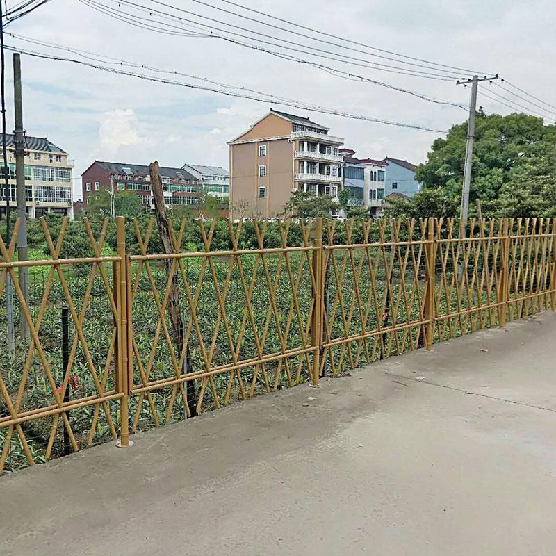 广东|仿竹护栏|仿竹片护栏|景观护栏