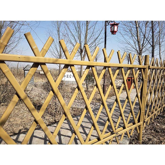 祥竹 仿竹栏杆 园林景观 仿竹护栏