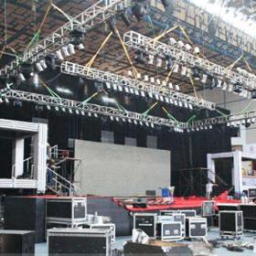 柏达文化|长沙舞台搭建公司|长沙舞台设备租赁