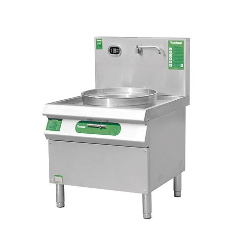 衡水廚具|歐式電磁單頭湯面爐|衡水廚具廠家