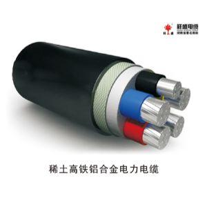 高铁稀土铝合金电缆