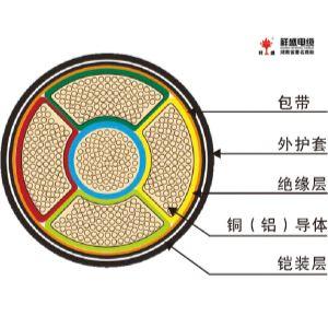 铜(铝)芯聚氯乙烯绝缘(铠装)聚氯乙烯(聚乙烯)护套电力电缆