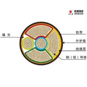 铜(铝)芯聚氯乙烯绝缘聚氯乙烯(聚乙烯)护套电力电缆