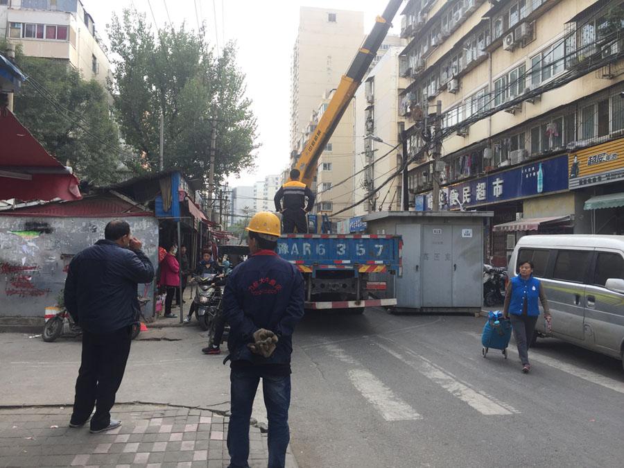 郑州设备搬运,郑州设