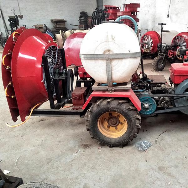 背负式果园喷雾机