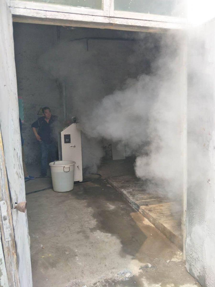 直热型电锅炉