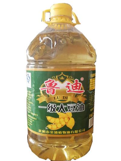 鲁迪——一级大豆油