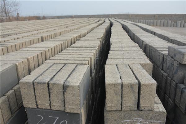 邢台面包砖便道砖定制