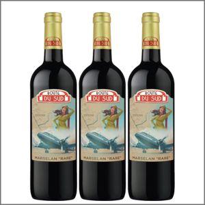 南法风情·飞行员红葡萄酒