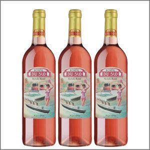 南法风情·玫瑰桃红葡萄酒