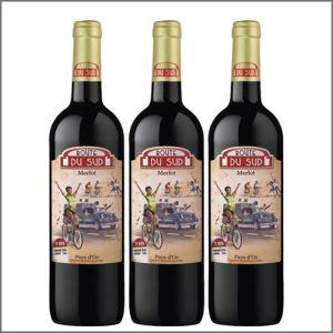 南法风情·赛车手红葡萄酒