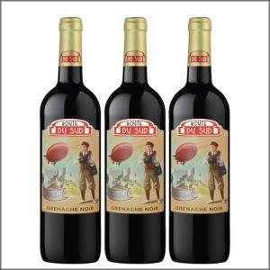 南法风情·摄影师红葡萄酒