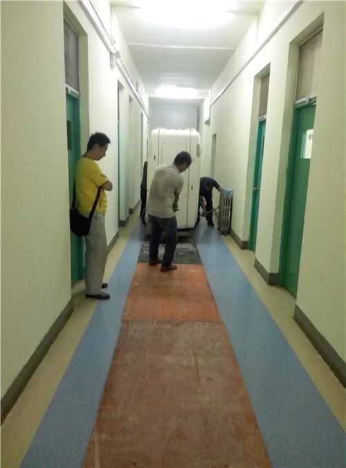 河南省肿瘤医院CT搬运