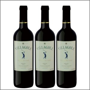维拉高尔夫·梅洛红葡萄酒
