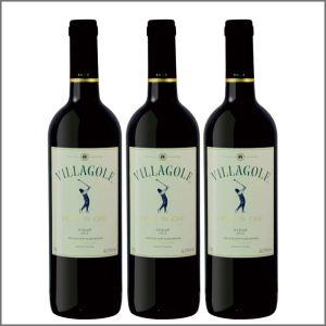 维拉高尔夫·西拉红葡萄酒