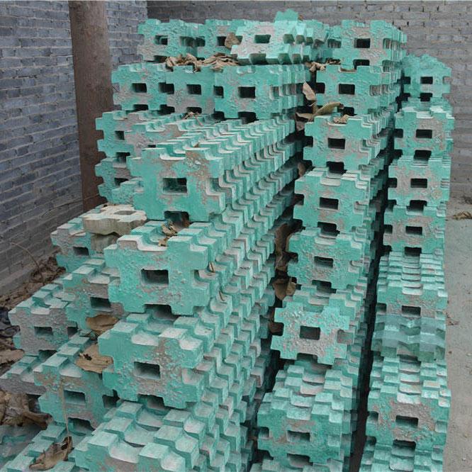 邢台井字砖草坪砖生产