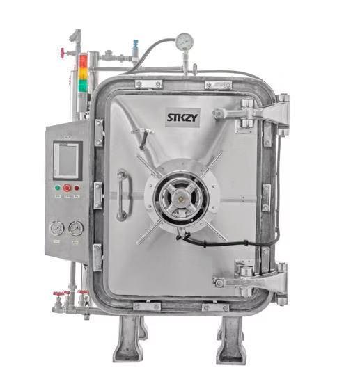 全自动蒸汽压力锅一体机