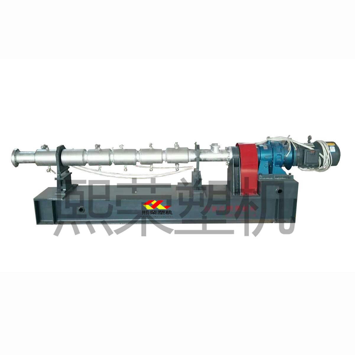 120单螺杆造粒机