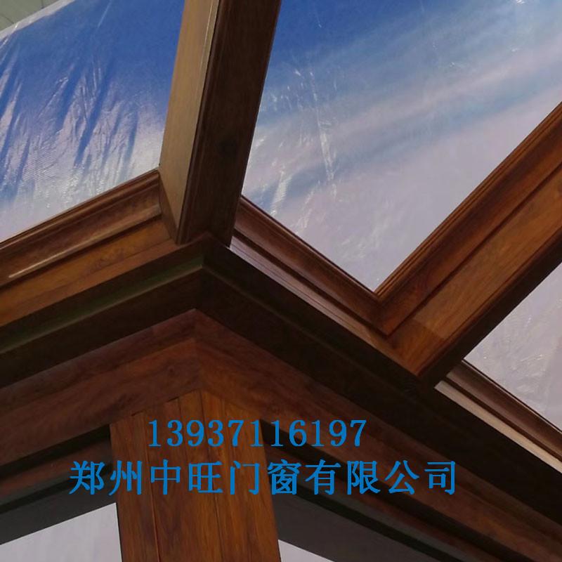 郑州铝木复合门窗,铝木复合