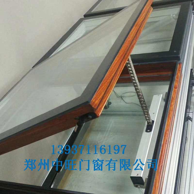 河南铝木复合门窗,铝木复合