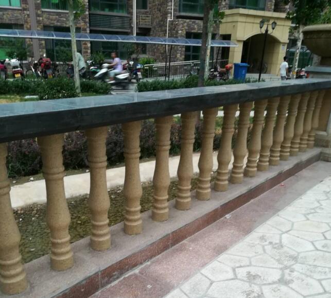 Shijiazhuang vase column