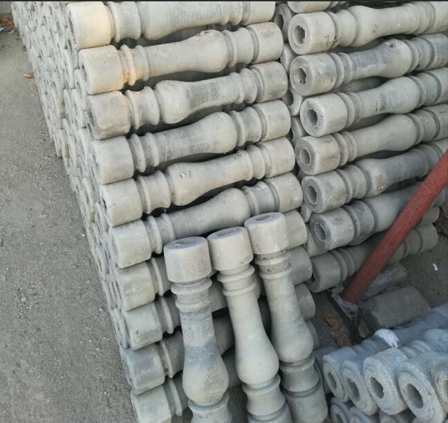 Cement vase post wholesale