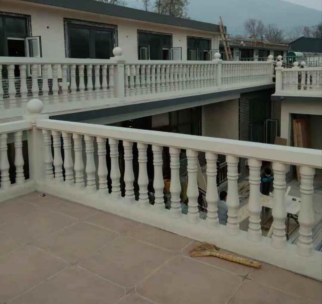 Hebei cement vase column manufacturers