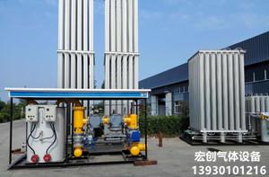 弘创|CNG减压撬|压缩天然气减压装置