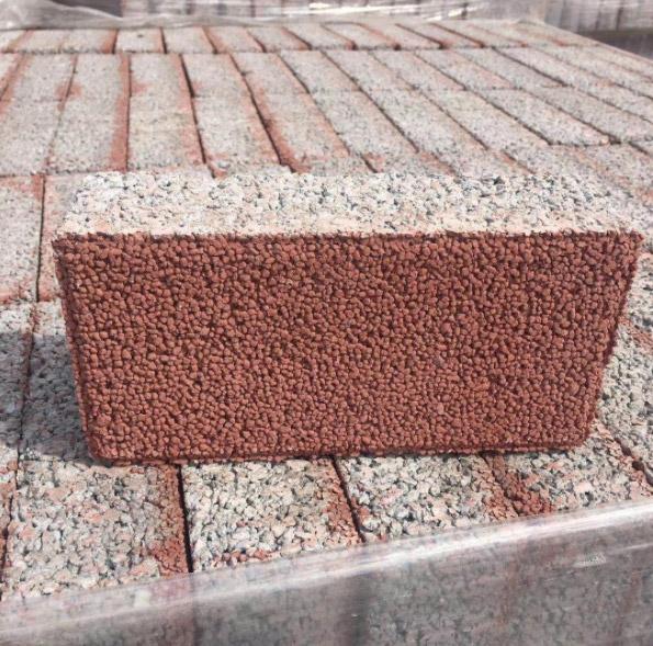 石家庄彩色透水砖