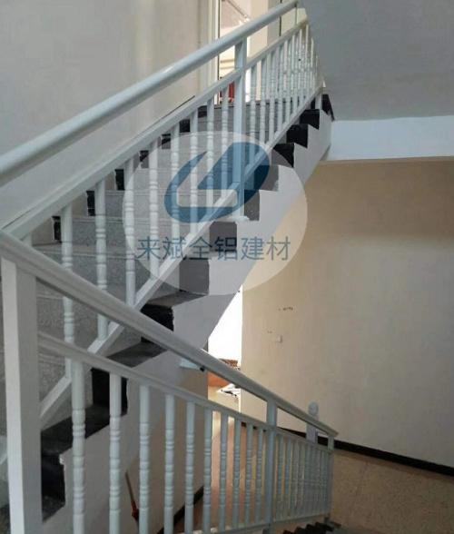 唐山铝艺楼梯扶手
