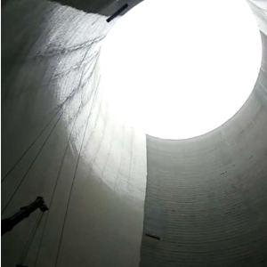 AL901合肥双曲线冷却塔防腐涂料 徐州电厂塔内壁防水涂料 淋水立柱防腐漆