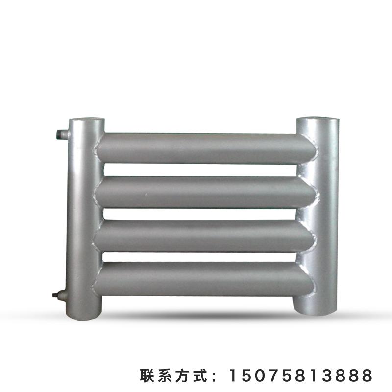 工业光排管散热器