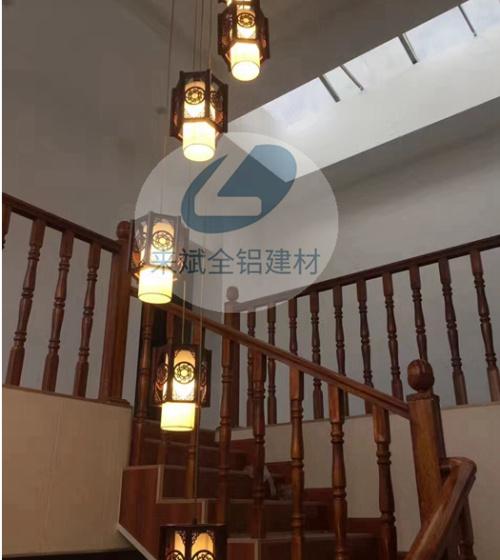唐山全铝楼梯护栏