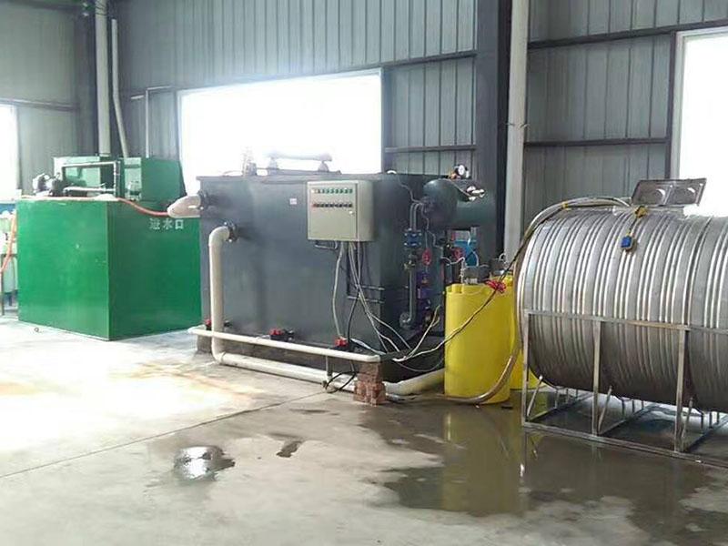 食品厂污水处理设备厂