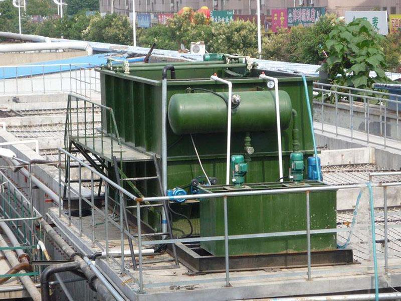 印染造纸厂污水处理设