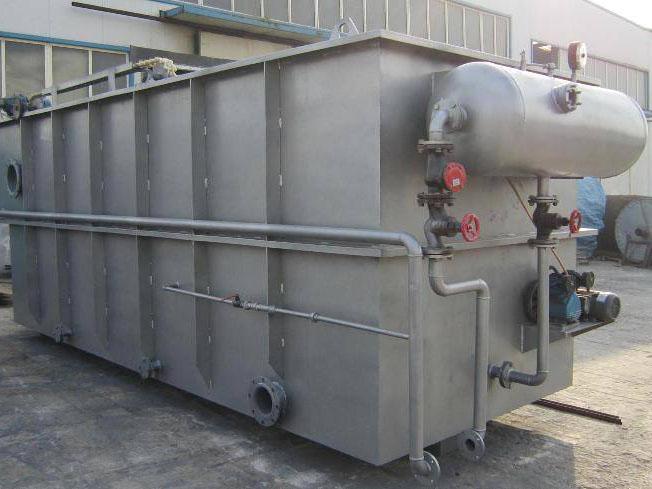 印染造纸厂用污水处理