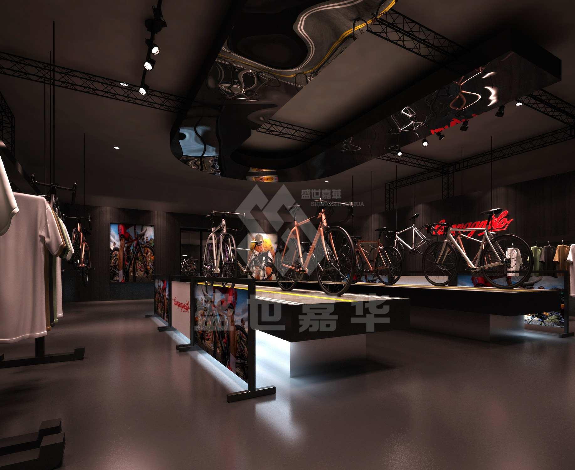 自行车展案例