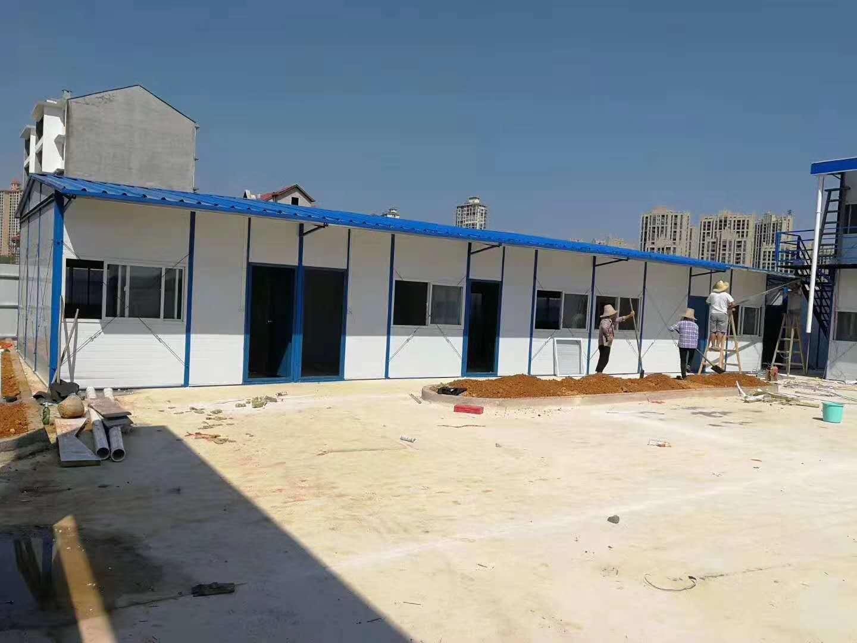 昌源钢构|南昌活动板房品牌|宜春活动板房质量