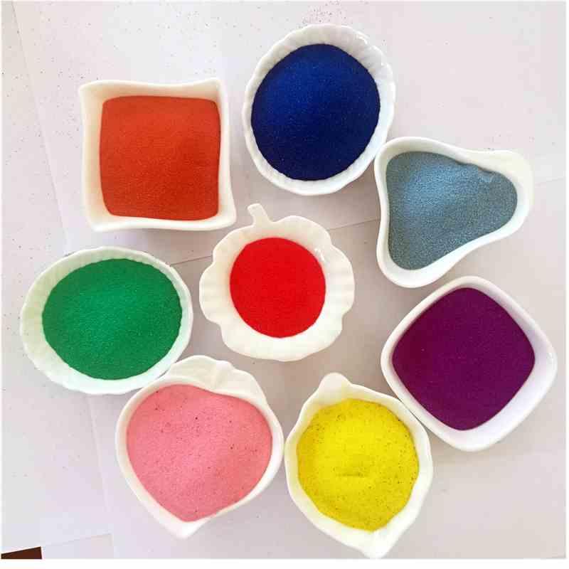 染色彩砂价格