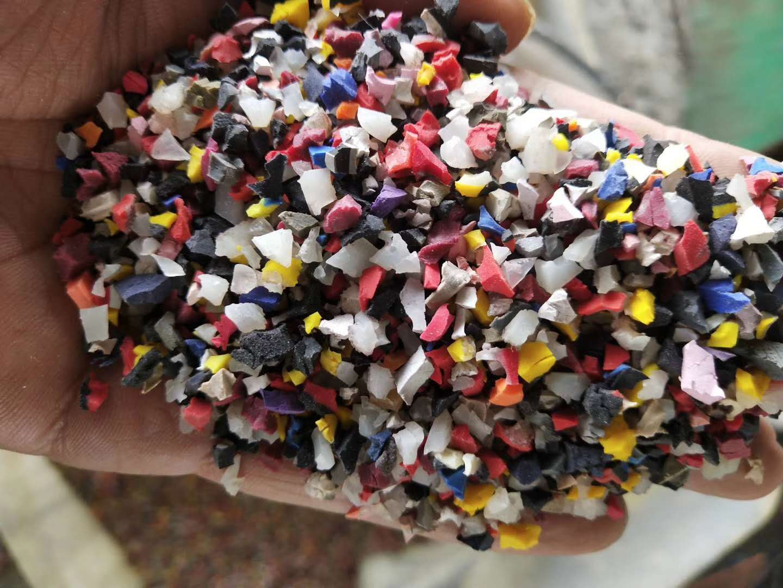 唐山橡膠顆粒